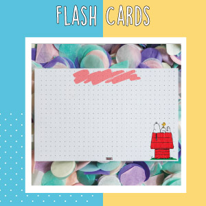 Flash Card ☼